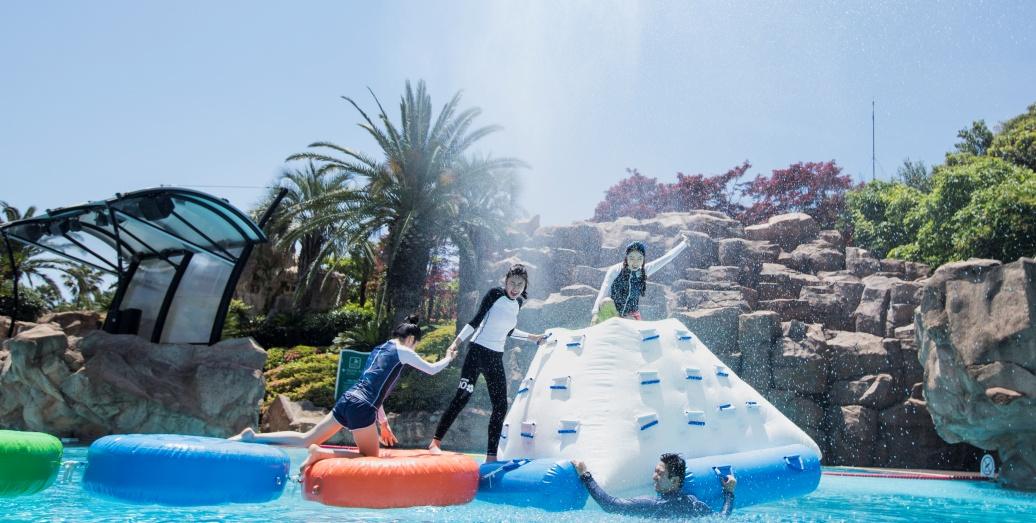 해온야외수영장