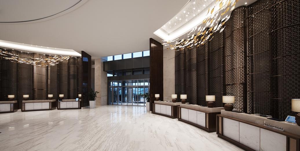 Marriott Lobby _ Concierge (2)