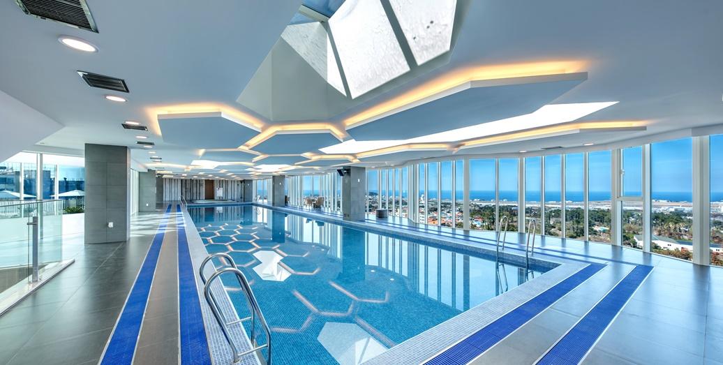 10층수영장